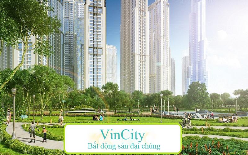 Chung cư VinCity trải nghiệm không gian sống xanh