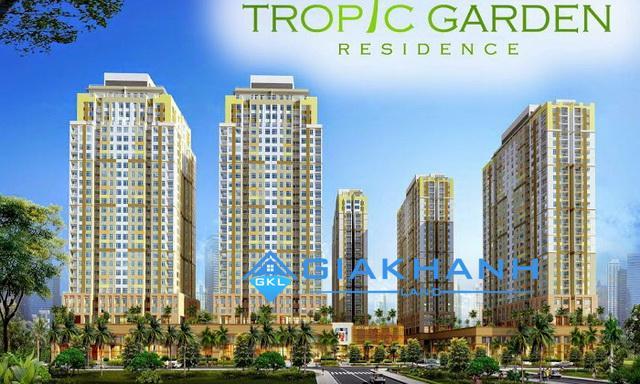 Căn hộ Tropic Garden bán nơi đầu tư an toàn dành cho quý khách hàng