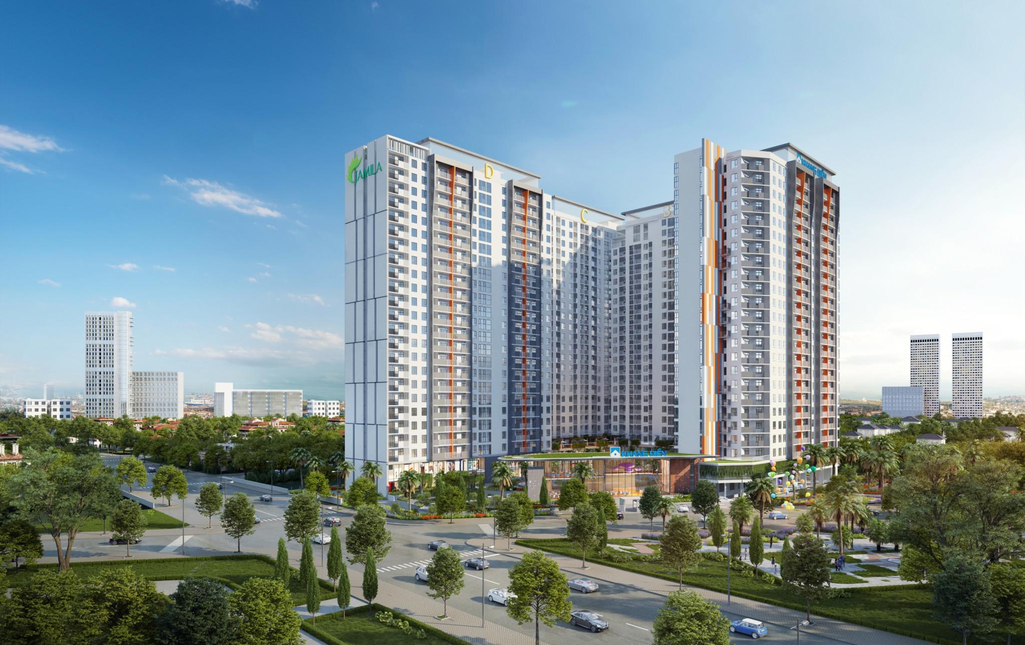 Dự án Jamila Khang Điền khu dân cư đẳng cấp vượt trội