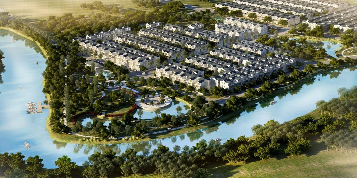 Dự án Park Riverside MIK cơ hội sống giữa thiên nhiên