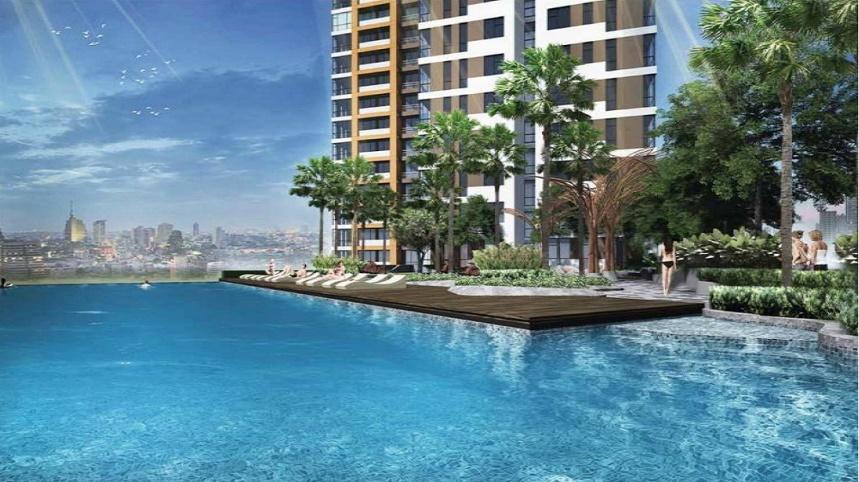 Gem Riverside Đất Xanh cuộc sống thăng hoa – Dự án Sunwah Pearl