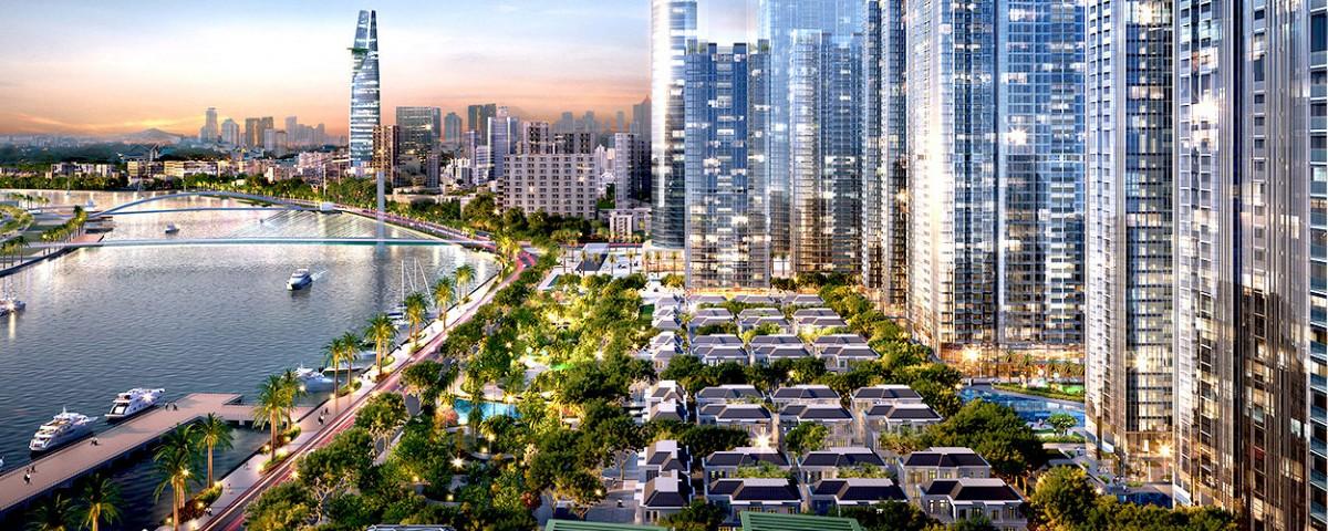 Căn hộ Gem Riverside dậy sóng thị trường bất động sản khu đông – Sunwah Pearl