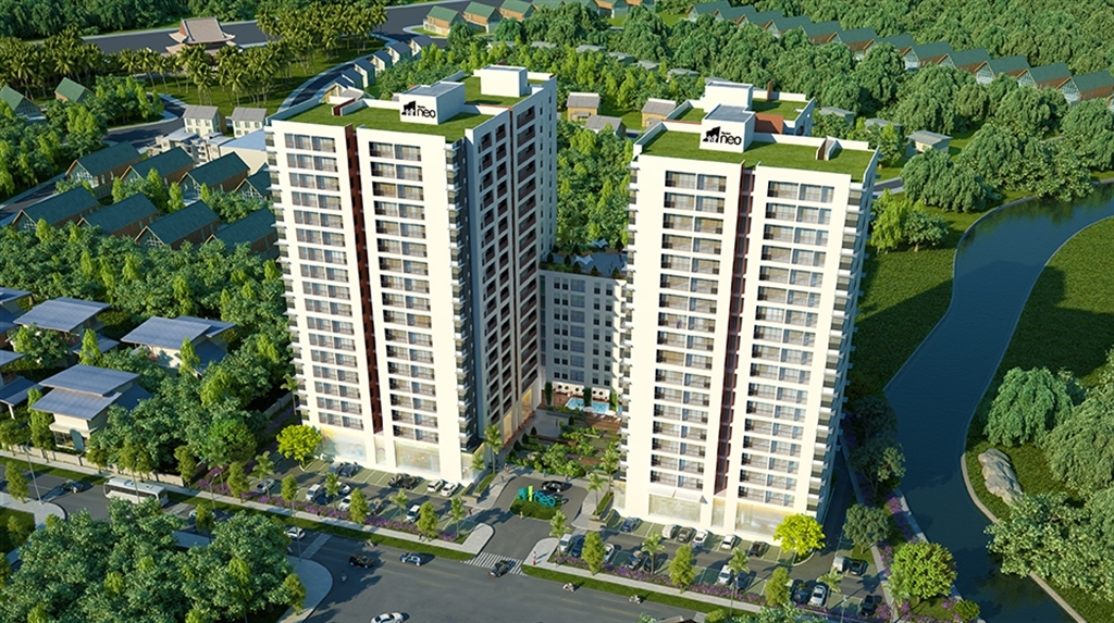 Dự án căn hộ Hausneo mua nhà thành phố chỉ với thu nhập 20tr/tháng