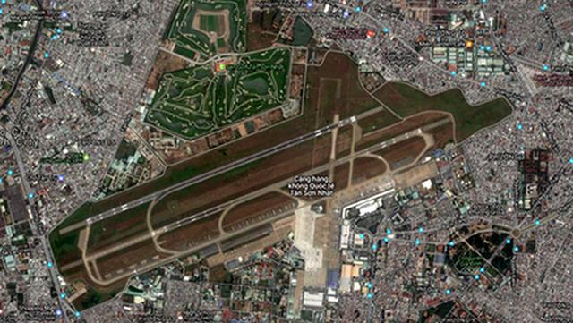 Nếu cần thiết sẽ thu hồi sân golf để mở rộng sân bay Tân Sơn Nhất