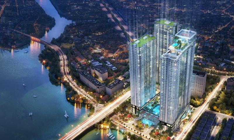 Dự án Sunwah Pearl giá thành hợp lý tầm nhìn rộng đậm nét văn hóa