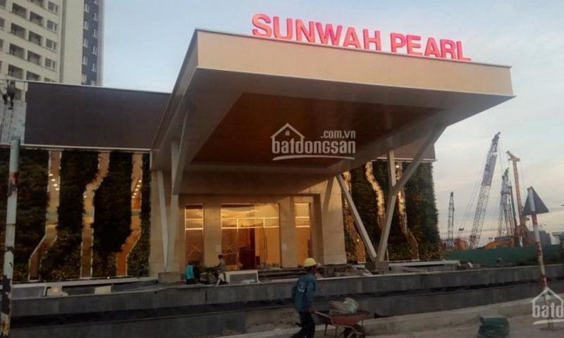Dự án Sunwah Pearl cuộc sống thành đạt kiểu Châu Âu thiết kế đẹp mắt