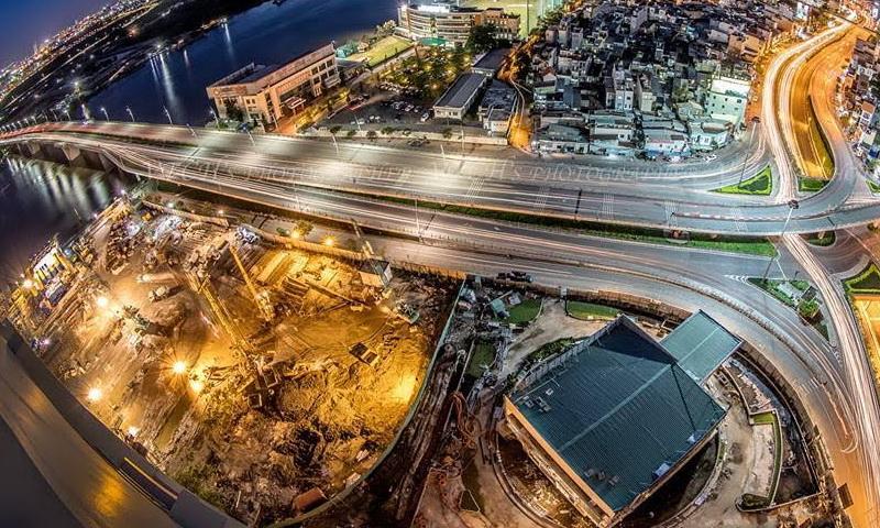 Dự án Sunwah Pearl tương lai an cư tổng vốn khổng lồ tầm nhìn mở rộng
