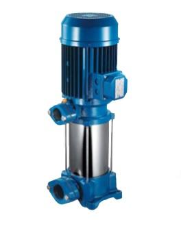 Thông tin tổng quan về dòng máy bơm công nghiệp trục đứng