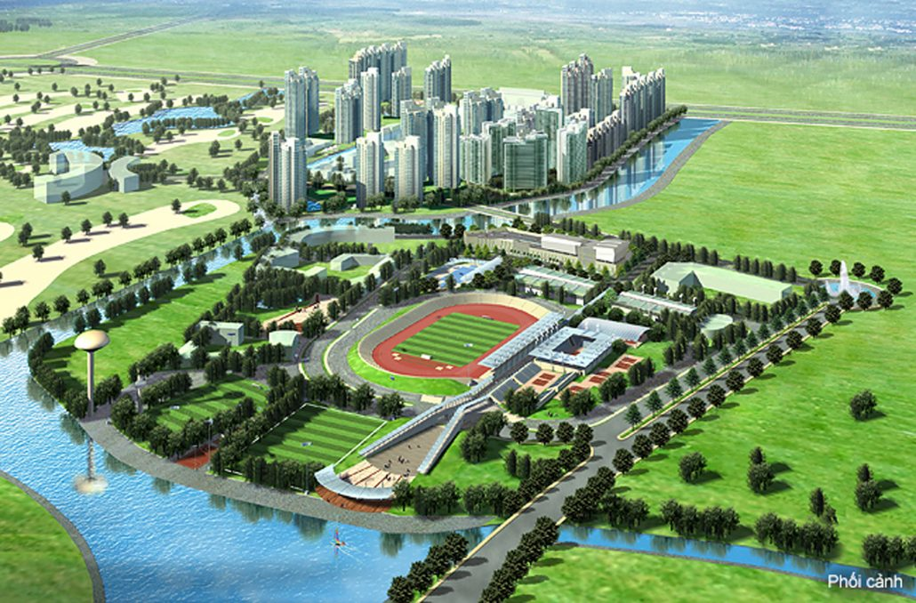 tong the saigon sports city