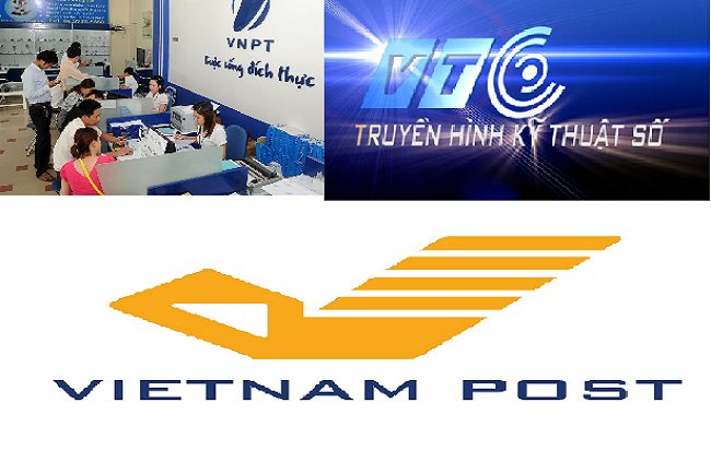 Soi tình hình kinh doanh của VNPT, VTC, VNPost