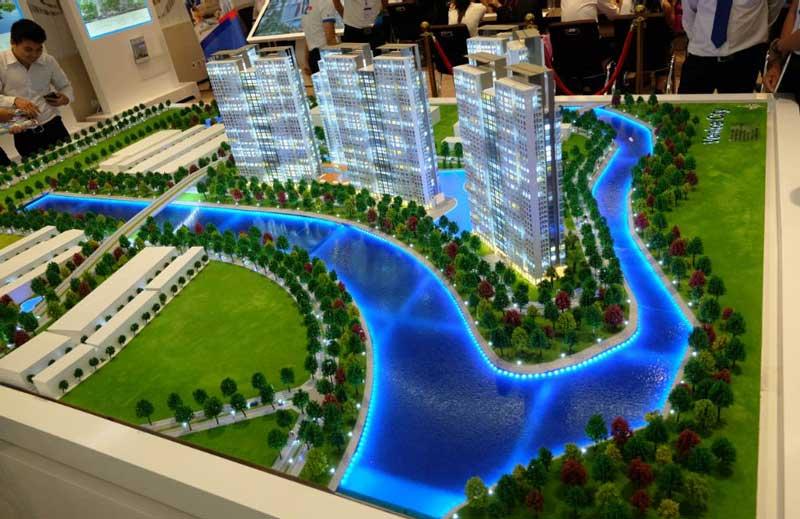 Dự án Gem Riverside nơi khẳng định đẳng cấp – Sunwah Pearl
