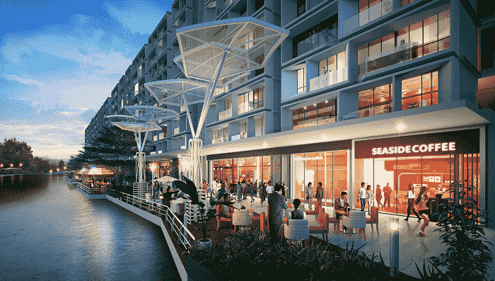 Gem Riverside môi trường sống lý tưởng – căn hộ Sunwah Pearl