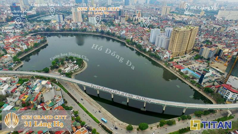 Sun Group 31 Láng Hạ – nơi vun đắp hạnh phúc gia đình
