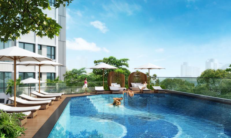 Tìm hiểu thiết kế và vị trí căn hộ De La Sol quận 4