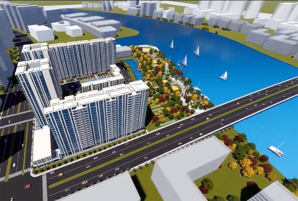 Thủ Thiêm River Park một không gian sống hoàn mỹ