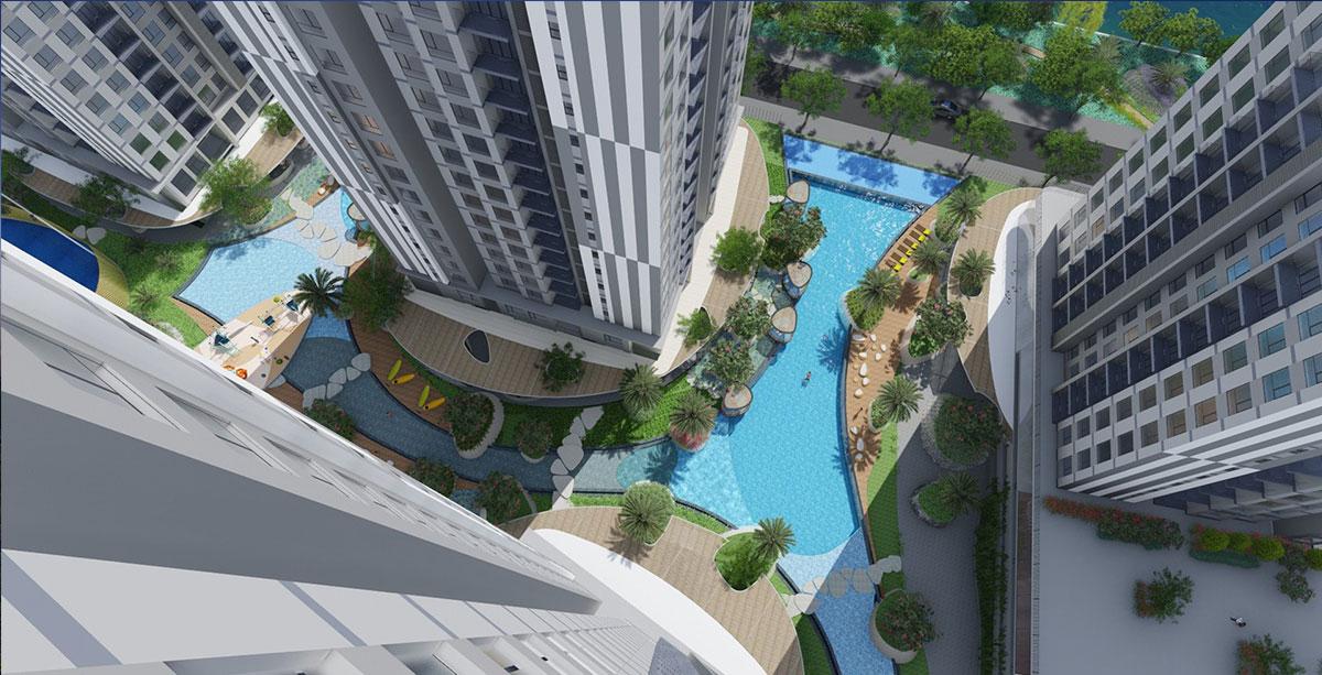 Niềm tin vào sự hình thành dự án Gem Riverside