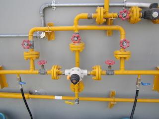 Thông tin về thiết kế của một hệ thống gas công nghiệp hiện nay