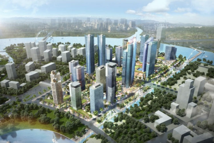 eco smart city dieu can biet