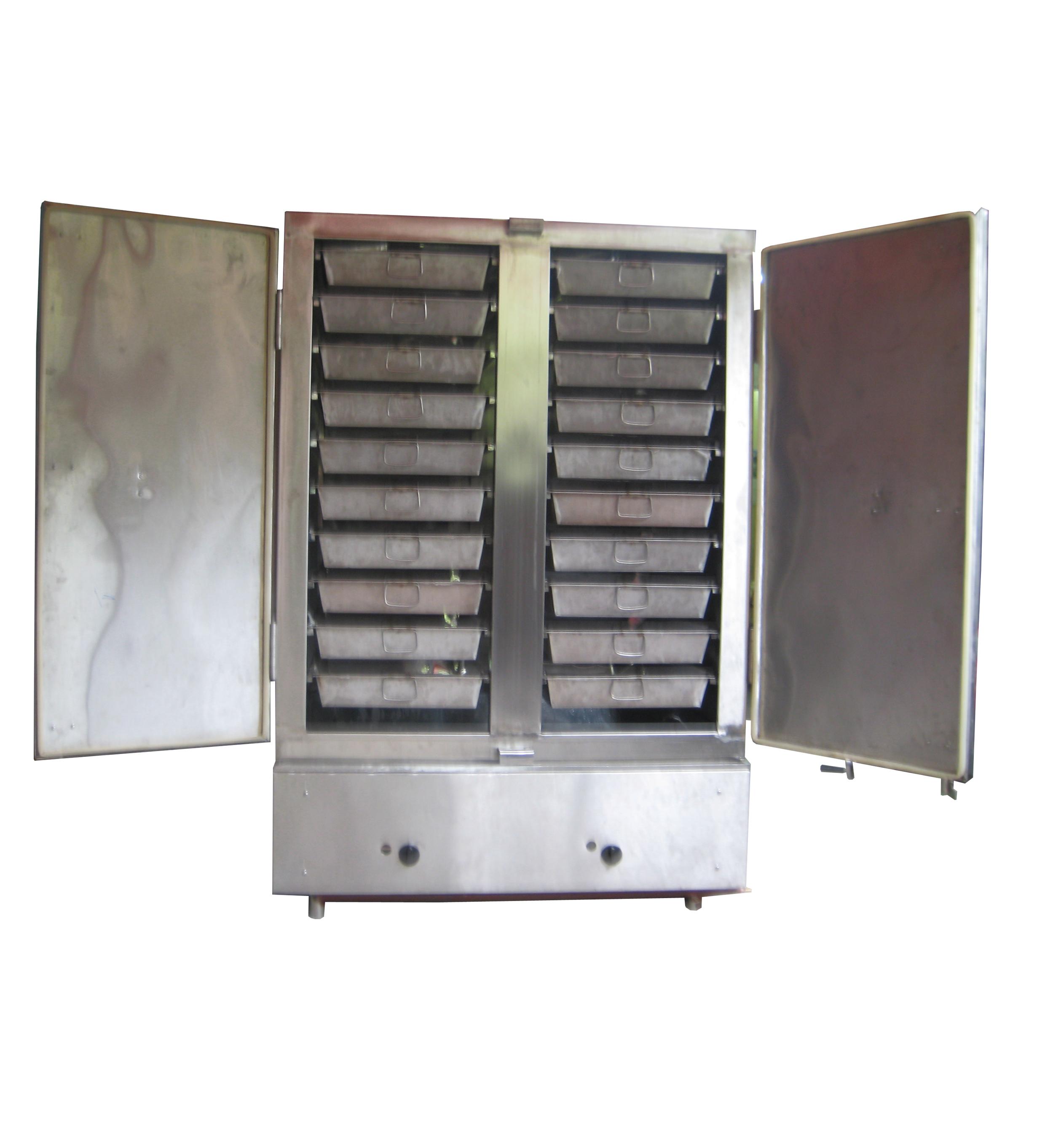 Phương thức vận hành của tủ nấu cơm công nghiệp như thế nào
