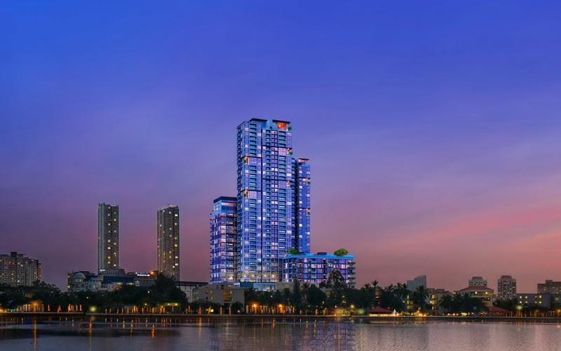 Cho thuê căn Gateway Thảo Điền đẳng cấp 5 sao cảnh quan đẹp sang trọng