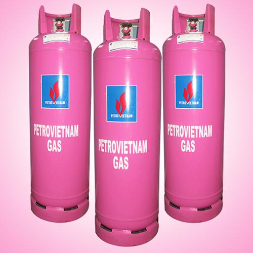 Những bình gas công nghiệp nào thường được dùng hiện nay