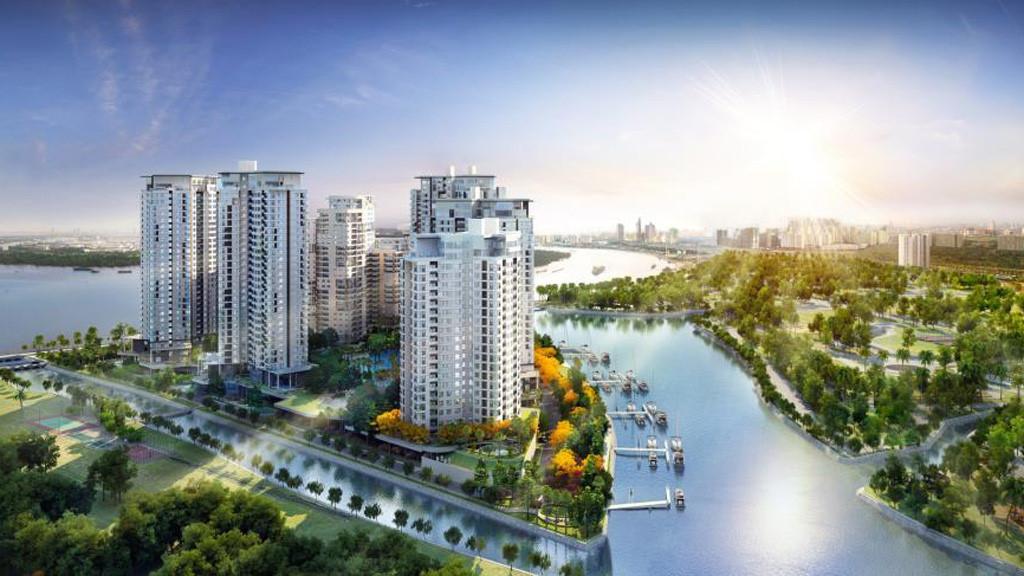 Đầu tư cho thuê tại căn hộ Đảo Kim Cương có lời hay không