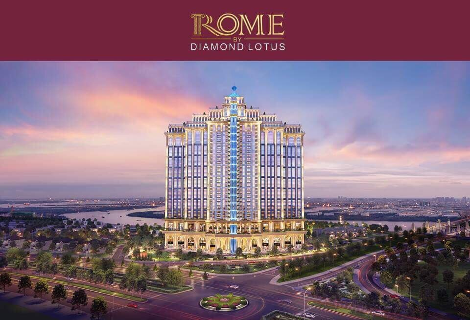 Những điều cần biết của Rome Diamond Lotus