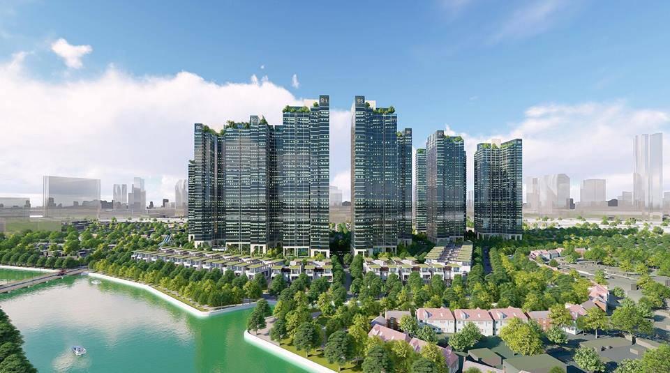 Thông tin tổng quan dự án Sunshine City Saigon