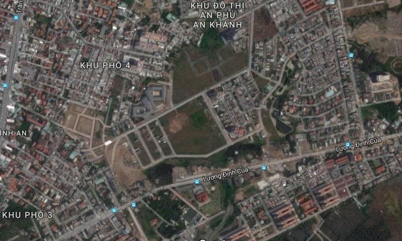 Vị trí căn hộ Laimian City có gì nổi bật?