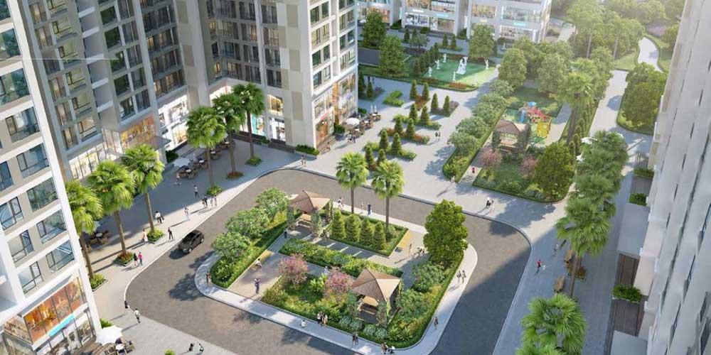 Thông tin giới thiệu dự án Laimian City Quận 2