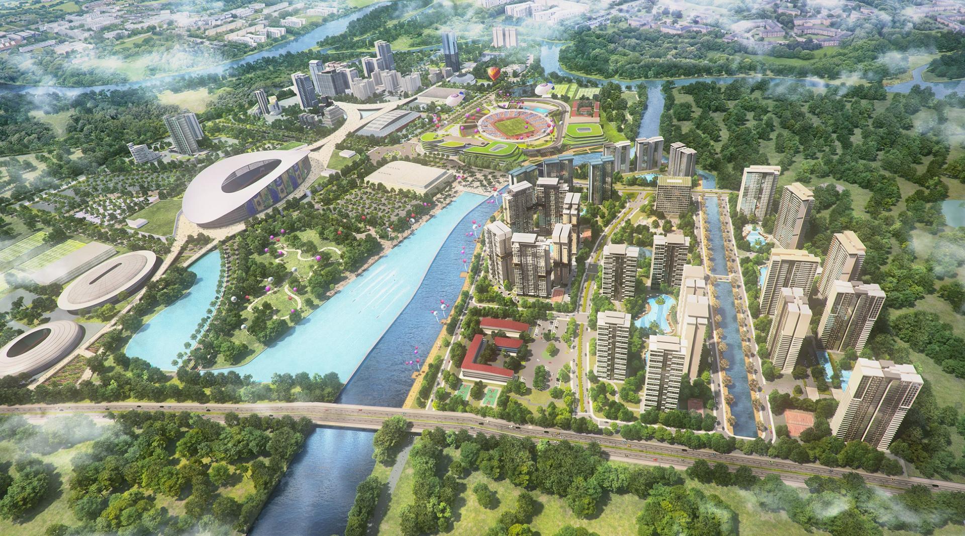 Chủ đầu tư dự án Saigon Sports City là ai?