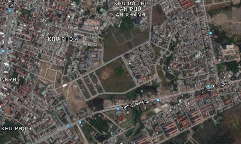 Vị trí dự án Raemian City những tiềm năng phát triển