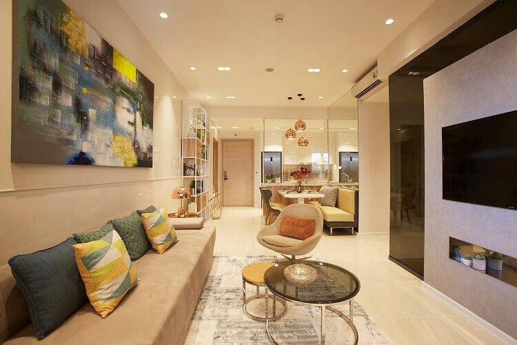 Căn hộ 3 phòng ngủ Laimian City | Bán căn hộ Quận 2