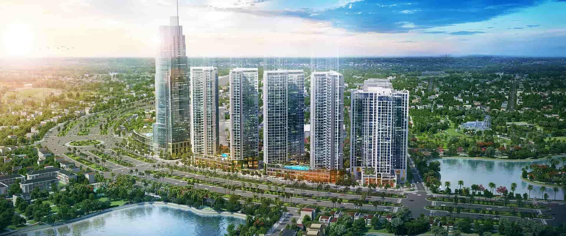 Thông tin cần biết về dự án Eco Green Saigon