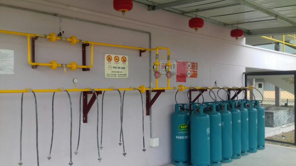 Tầm quan trọng của việc lắp đặt hệ thống gas an toàn