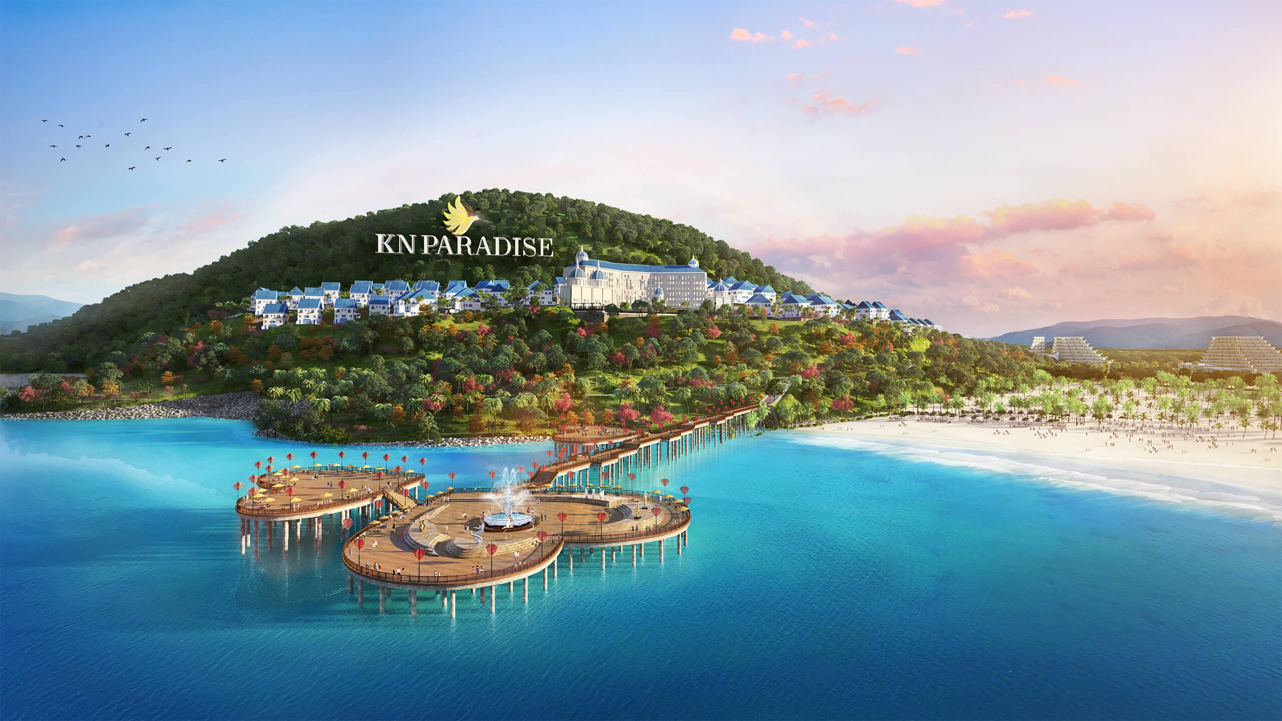 Vị trí KN Paradise có gì nổi bật?