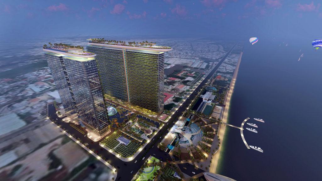Uy tín của chủ đầu tư dự án Sunshine Marina Nha Trang Bay
