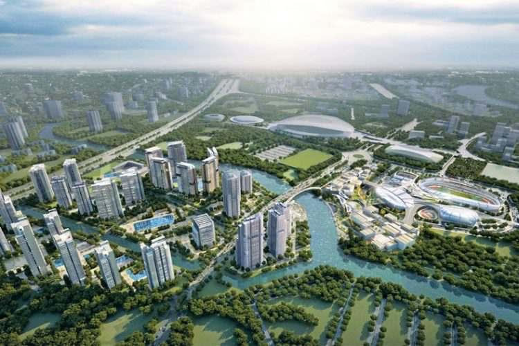 Thông tin căn hộ mẫu Saigon Sports City