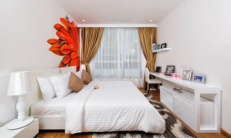 Sunwah Pearl Bình Thạnh cho thuê lầu 28 B2 nội thất full 3 phòng ngủ view sông