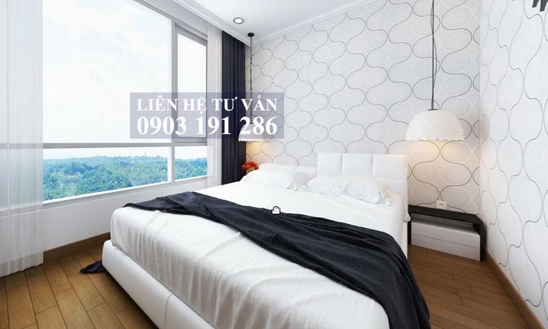 Sunwah Pearl cho thuê lầu 29 block B2 nội thất cao cấp 3 phòng ngủ view quận 1