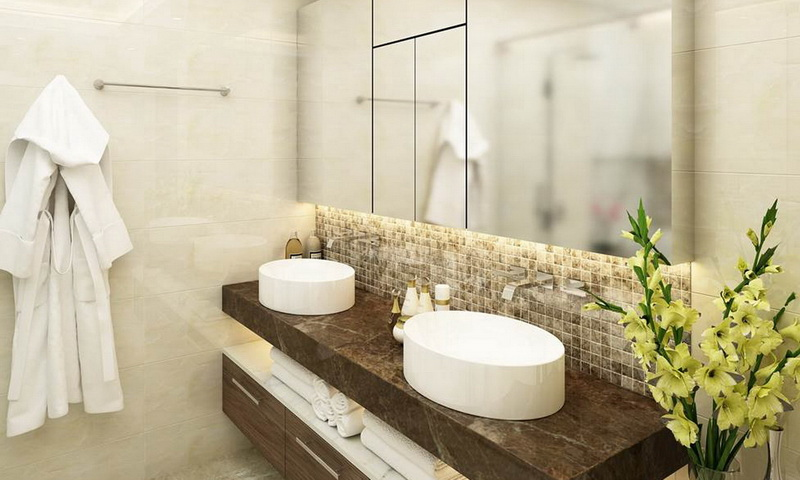Căn Sunwah Pearl Bình Thạnh bán lầu 35 toà B3 đủ nội thất 3 phòng ngủ view sông