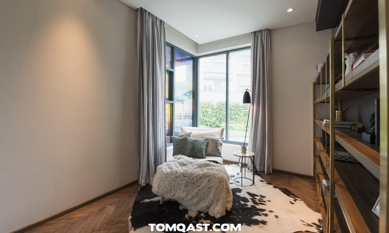 Sunwah Pearl cho thuê tầng 42 tháp B3 có nội thất căn hộ 3 phòng ngủ view sông