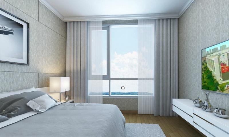 Bán Sunwah Pearl Bình Thạnh tầng 24 toà B1 nội thất đẹp 1 phòng ngủ view thoáng