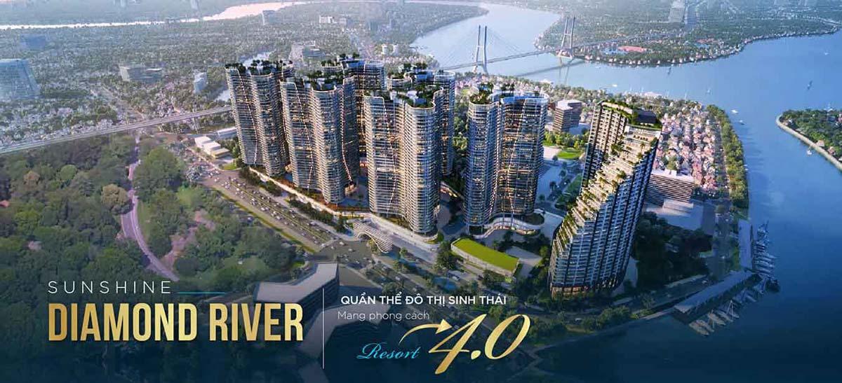 Nhận định tiềm năng phát triển dự án Sunshine Diamond River