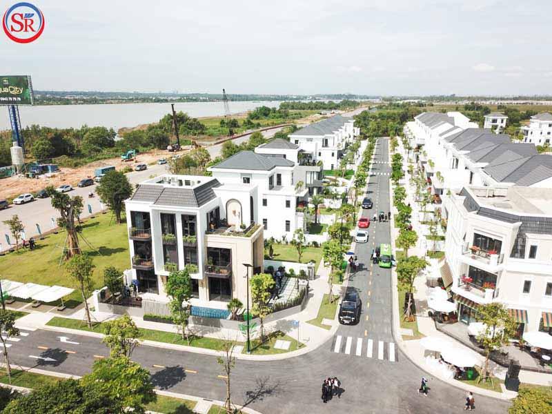 Chủ đầu tư khu đô thị sinh thái Aqua City là ai?