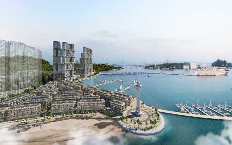 Sun Grand Marina Town – Siêu phẩm của Sun Group tại Hạ Long