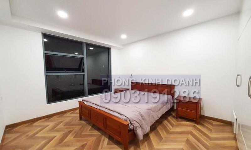 Căn hộ Sunwah Pearl cho thuê lầu 30 nội thất cao cấp 3 phòng ngủ view sông