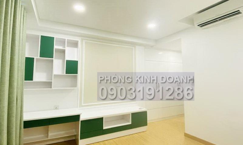 Cho thuê căn Sunwah Pearl tầng 22 nội thất cao cấp 2 phòng ngủ view quận 1